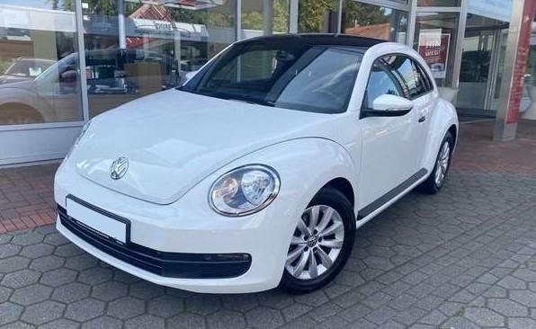 VW The Beetle Sport 1.4 tsi Maggiolino 160 CP + chip tuning stage 1 : 195 CP